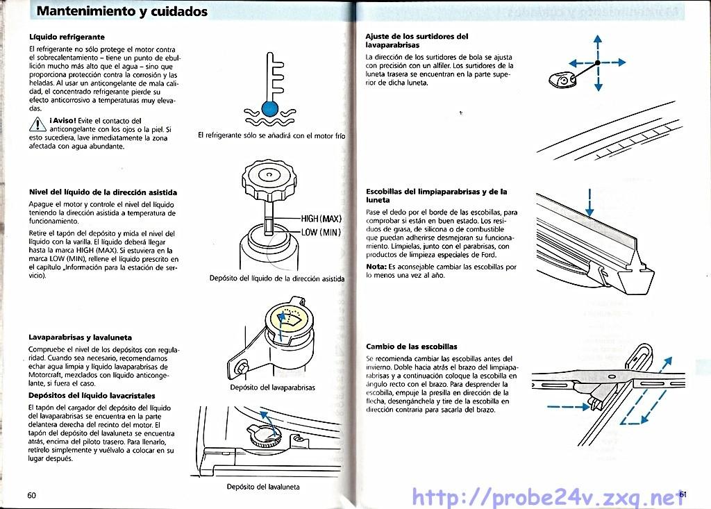 user manual 1995 ford probe. Black Bedroom Furniture Sets. Home Design Ideas