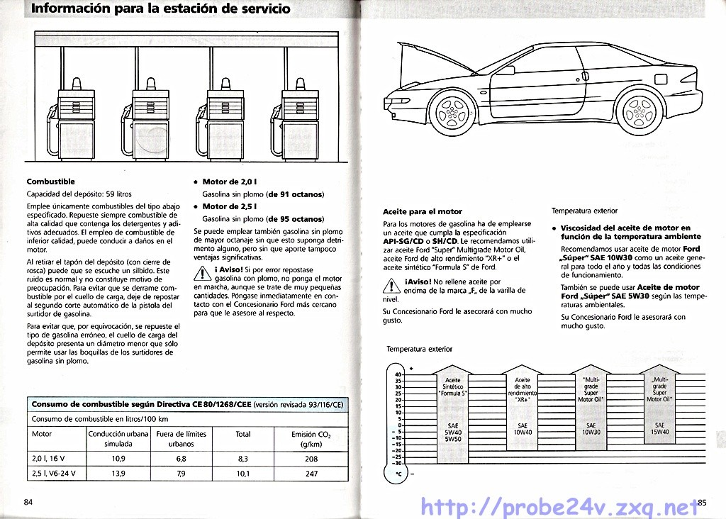 1996 ford probe service & repair manual software tradebit.