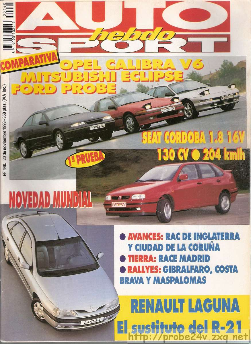 magazines and ford probe rh fordprobe24v com Ford Focus Owners Manual 2005 Ford Freestar Owners Manual PDF